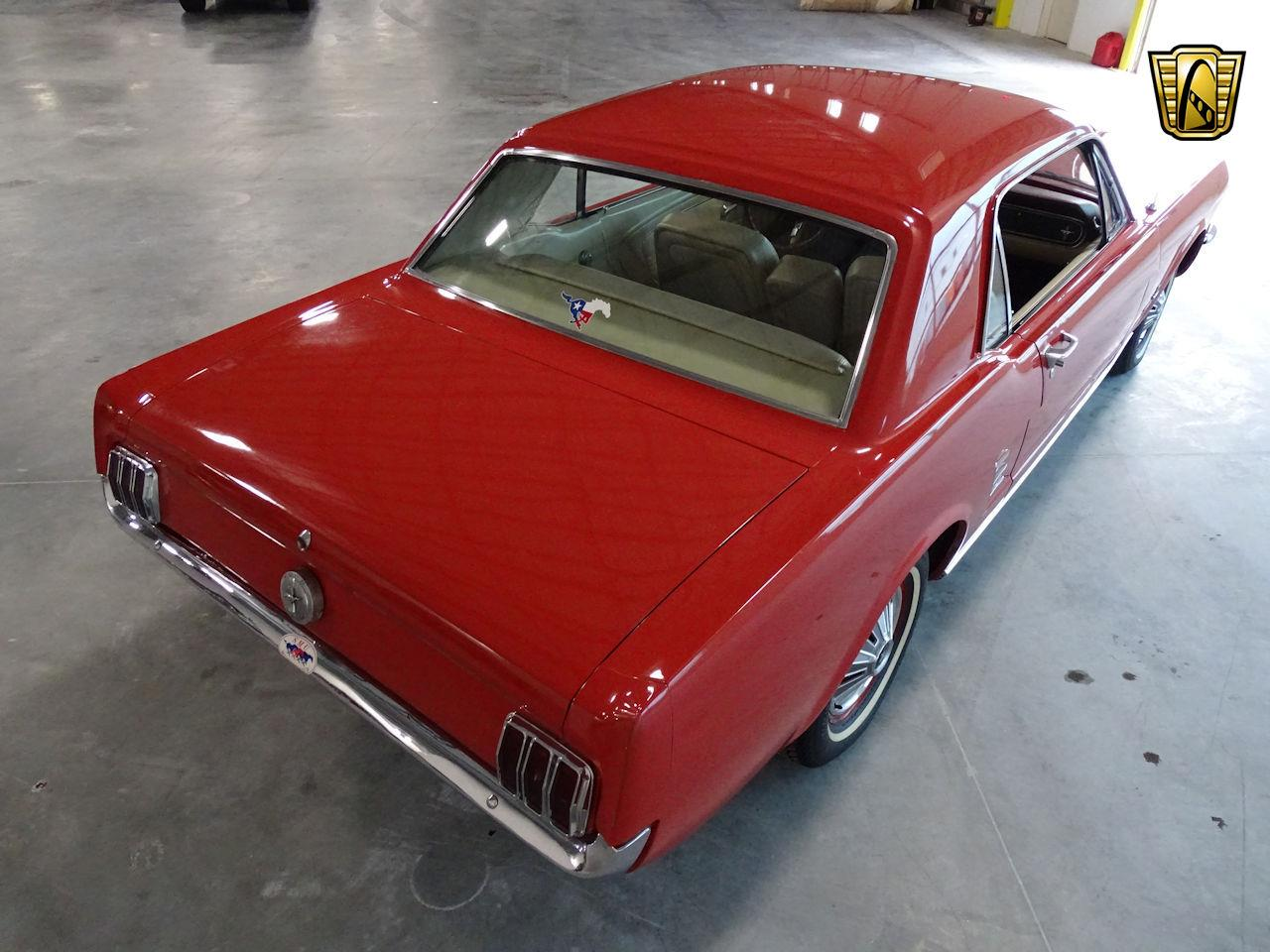 Large Picture of Classic 1966 Mustang located in Houston Texas Offered by Gateway Classic Cars - Houston - MO4X