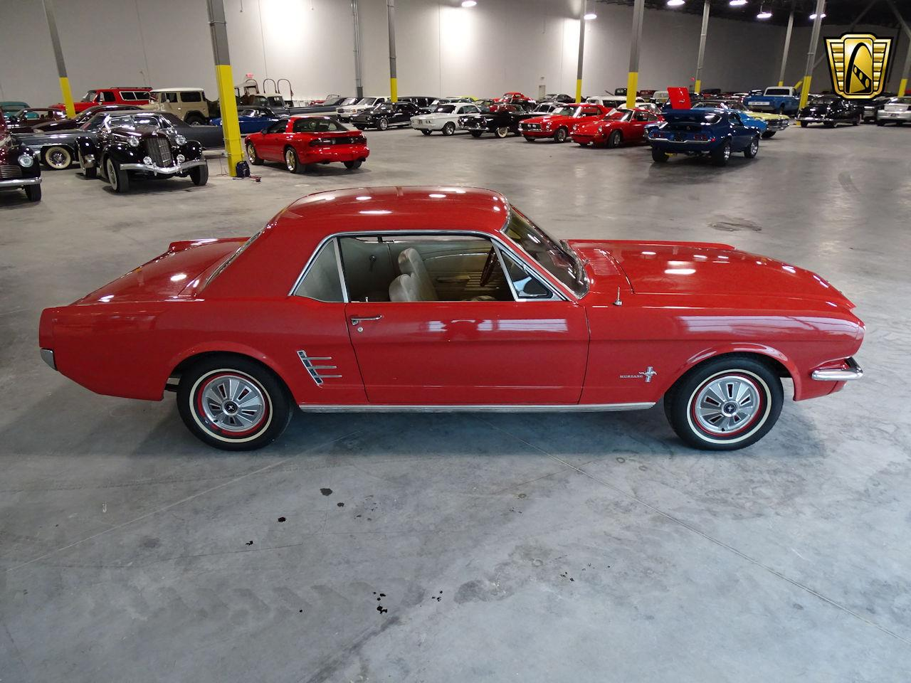 Large Picture of '66 Mustang - $11,595.00 Offered by Gateway Classic Cars - Houston - MO4X