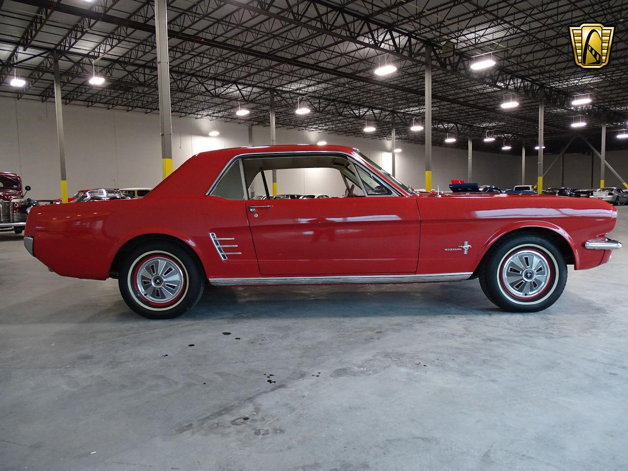 Large Picture of '66 Mustang - $11,595.00 - MO4X