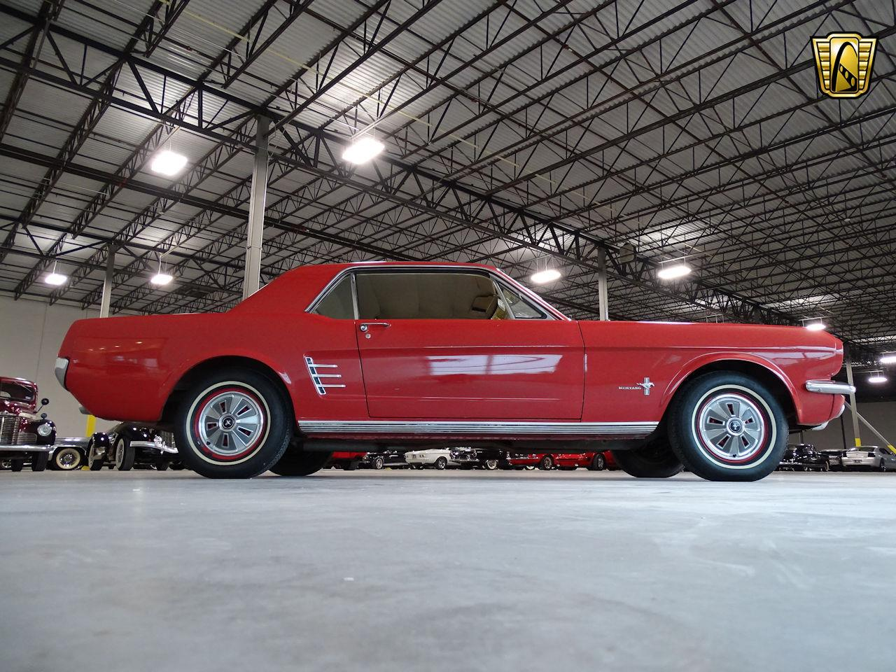 Large Picture of 1966 Mustang located in Houston Texas Offered by Gateway Classic Cars - Houston - MO4X