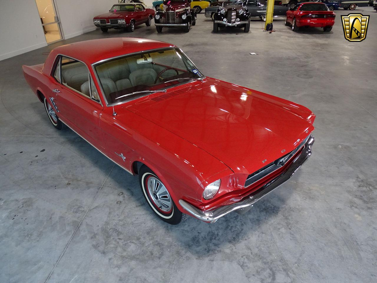 Large Picture of 1966 Ford Mustang Offered by Gateway Classic Cars - Houston - MO4X