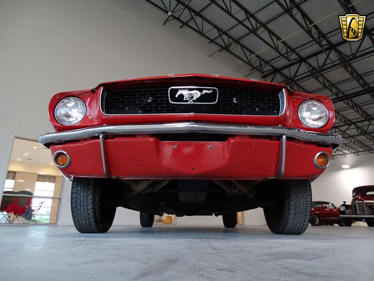 Large Picture of '66 Ford Mustang located in Houston Texas - MO4X