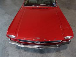 Picture of Classic 1966 Ford Mustang located in Texas Offered by Gateway Classic Cars - Houston - MO4X