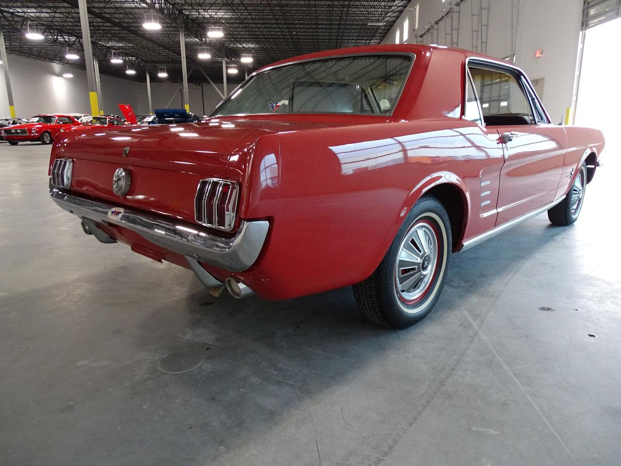 Large Picture of 1966 Ford Mustang located in Houston Texas - MO4X