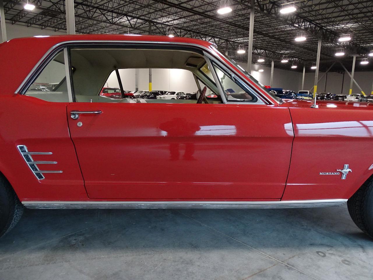 Large Picture of Classic '66 Ford Mustang located in Texas Offered by Gateway Classic Cars - Houston - MO4X