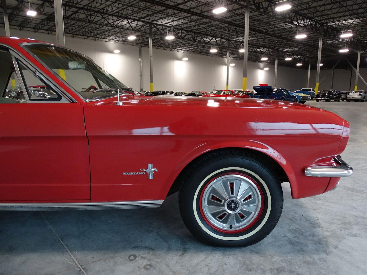 Large Picture of Classic '66 Mustang located in Houston Texas - $11,595.00 - MO4X