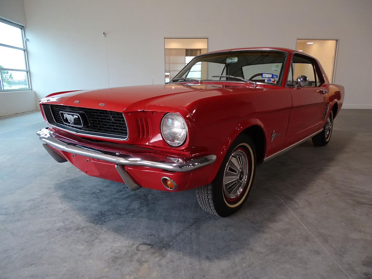 Large Picture of 1966 Mustang located in Houston Texas - $11,595.00 Offered by Gateway Classic Cars - Houston - MO4X