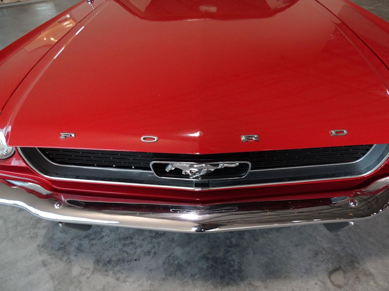 Large Picture of 1966 Ford Mustang located in Texas Offered by Gateway Classic Cars - Houston - MO4X
