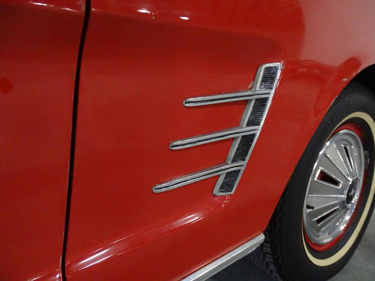 Large Picture of Classic '66 Ford Mustang Offered by Gateway Classic Cars - Houston - MO4X