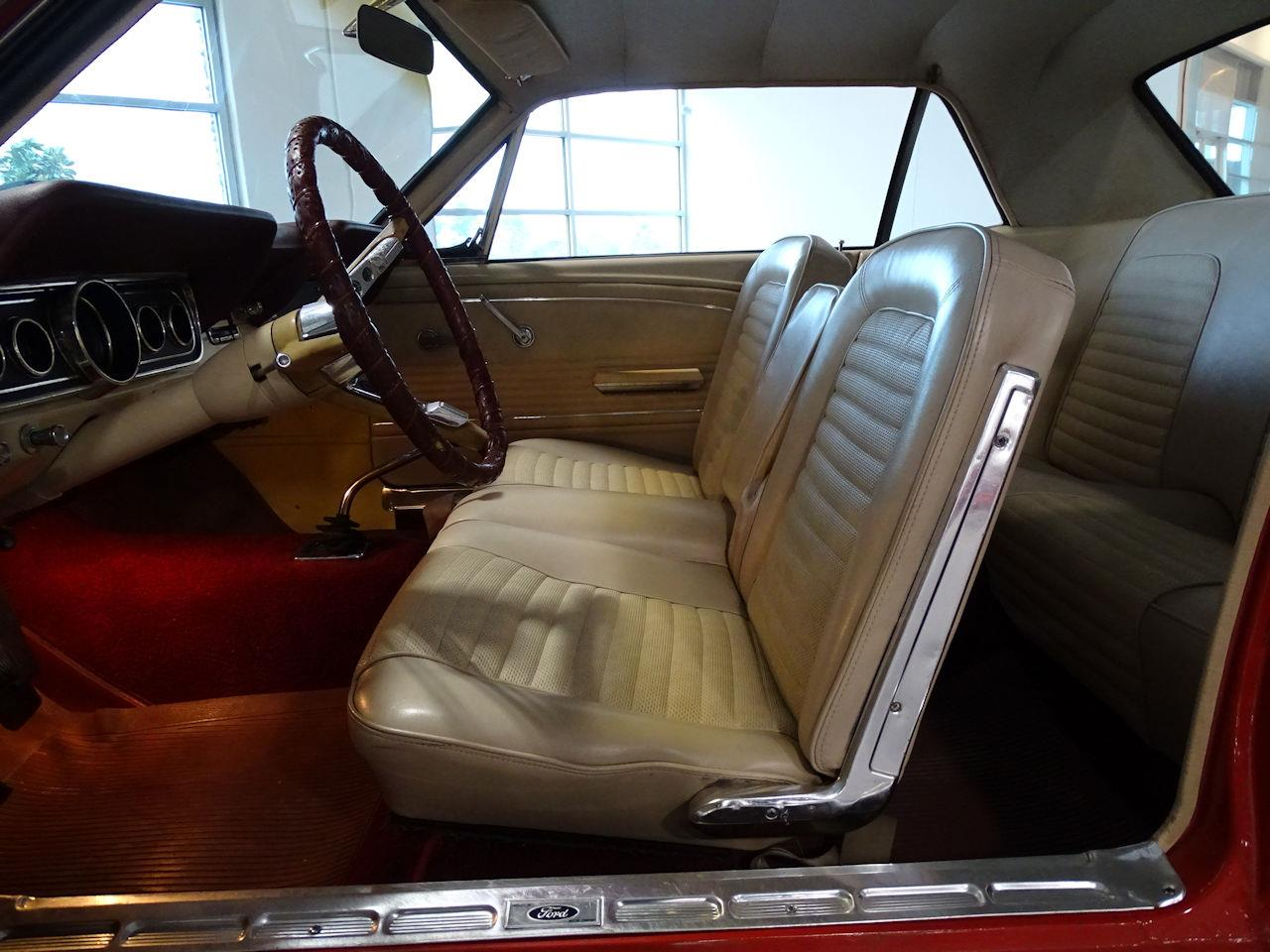 Large Picture of '66 Mustang Offered by Gateway Classic Cars - Houston - MO4X
