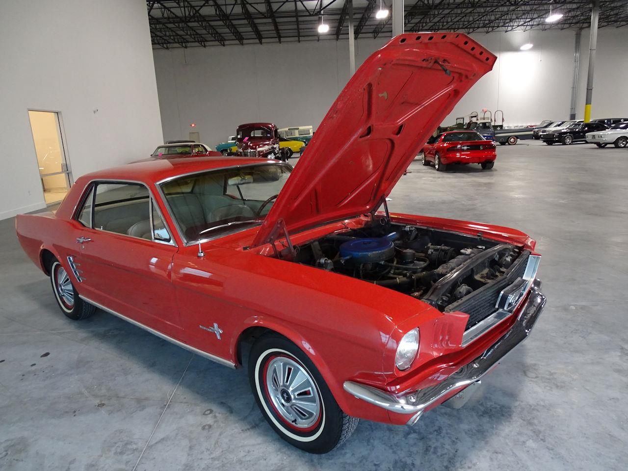 Large Picture of '66 Ford Mustang Offered by Gateway Classic Cars - Houston - MO4X