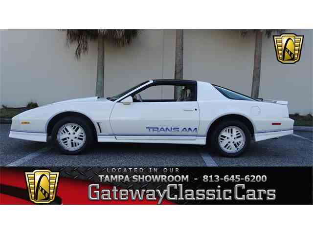 Picture of 1984 Pontiac Firebird Offered by Gateway Classic Cars - Tampa - MO50