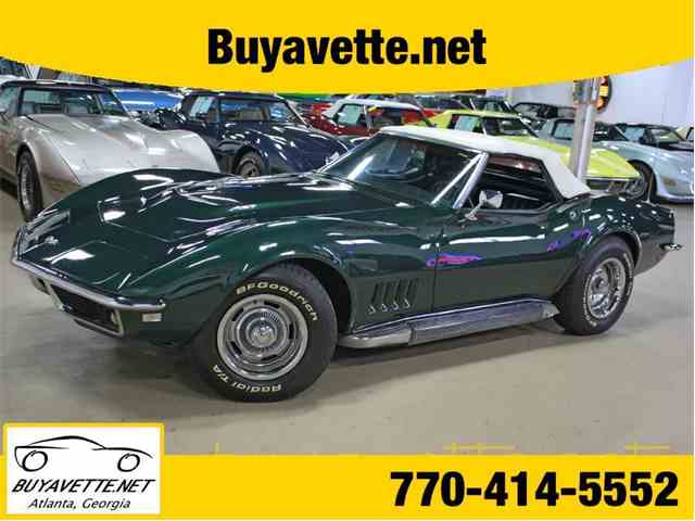 Picture of Classic '68 Corvette located in Atlanta Georgia - $33,999.00 Offered by Buyavette - MO51