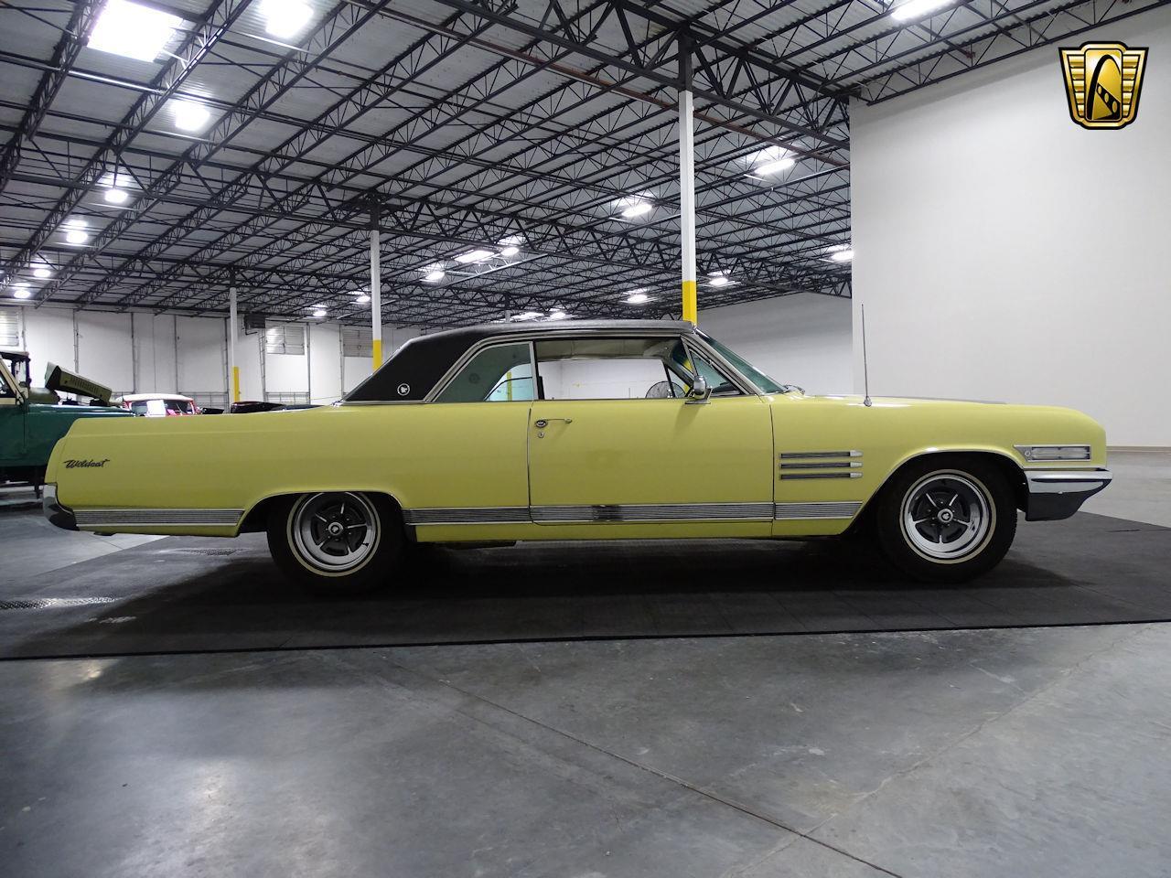 Large Picture of '64 Wildcat Offered by Gateway Classic Cars - Houston - MO52
