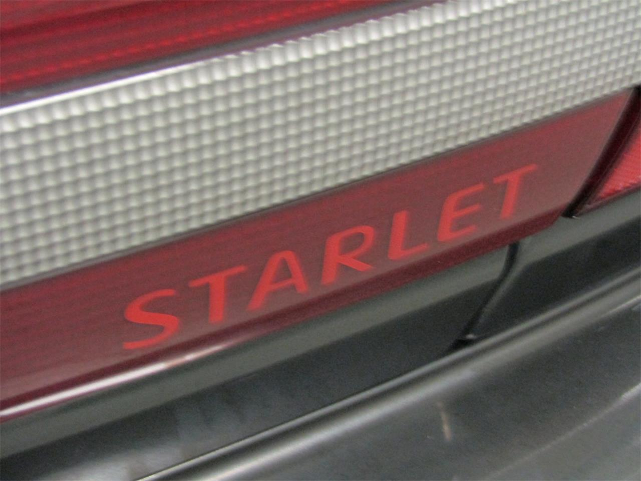 Large Picture of '90 Toyota Starlet located in Christiansburg Virginia Offered by Duncan Imports & Classic Cars - MO5C