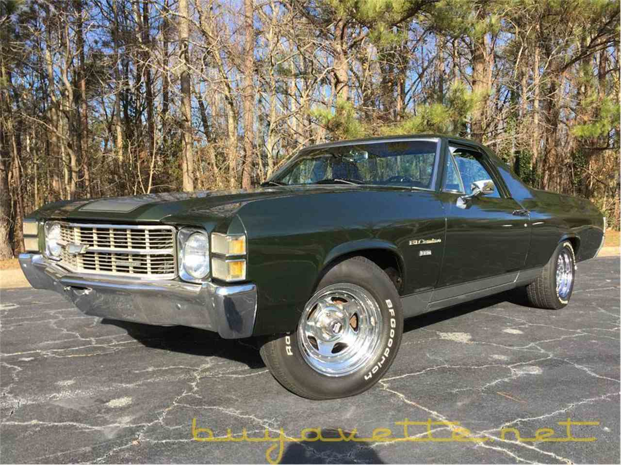 Large Picture of '71 El Camino - MO5D