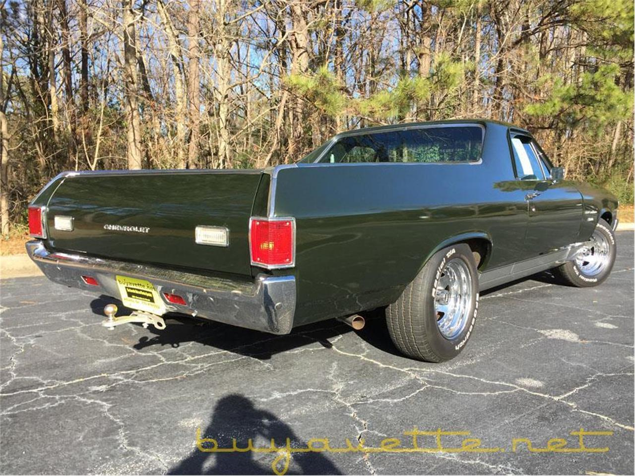 Large Picture of Classic '71 El Camino - $21,995.00 - MO5D