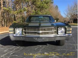 Picture of 1971 Chevrolet El Camino located in Georgia Offered by Buyavette - MO5D