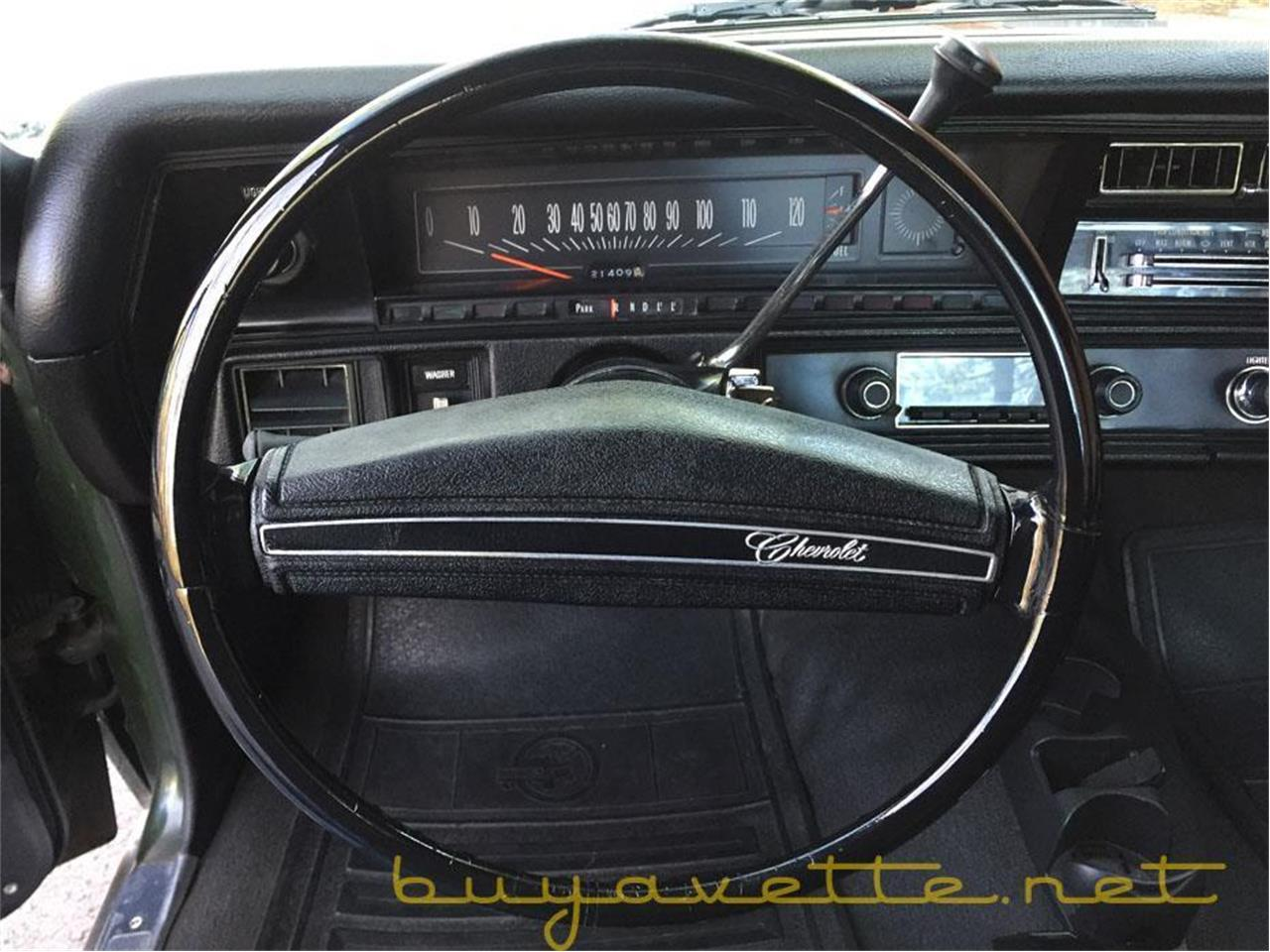 Large Picture of 1971 Chevrolet El Camino located in Georgia - $21,995.00 Offered by Buyavette - MO5D