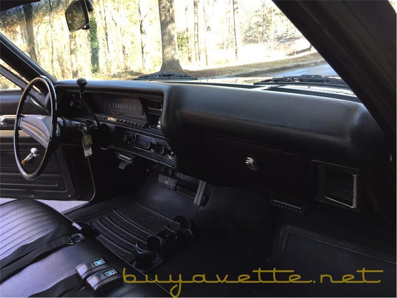 Large Picture of '71 Chevrolet El Camino Offered by Buyavette - MO5D