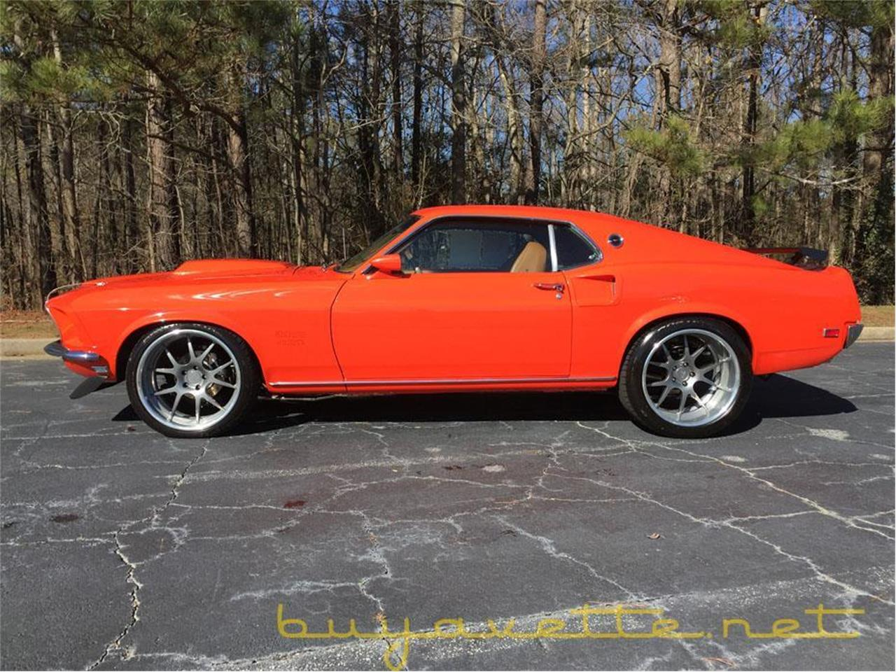 Large Picture of Classic '69 Ford Mustang - $87,999.00 - MO5F