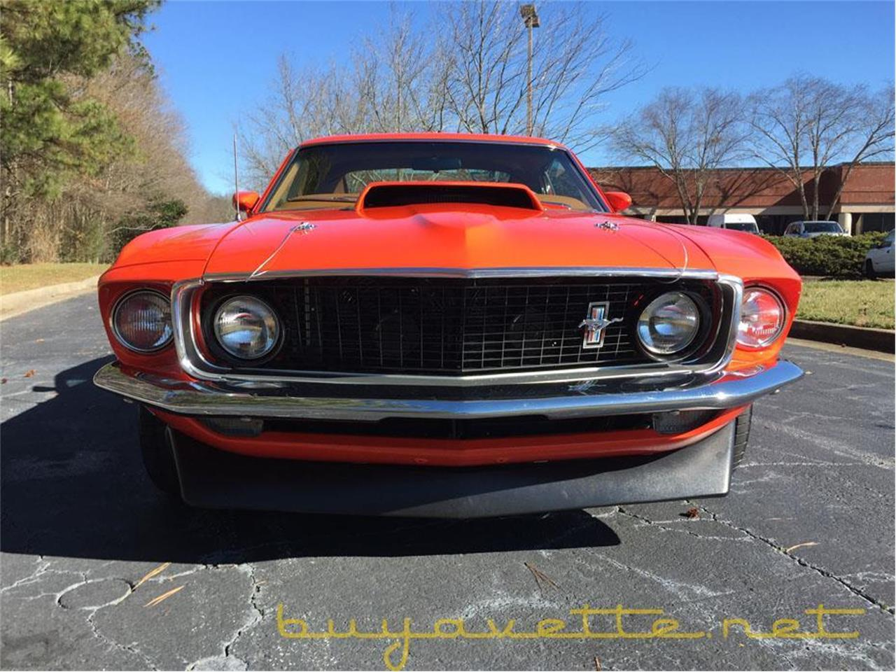 Large Picture of 1969 Ford Mustang Offered by Buyavette - MO5F