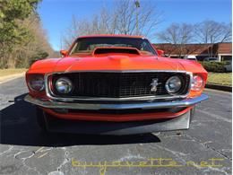 Picture of Classic 1969 Mustang - MO5F