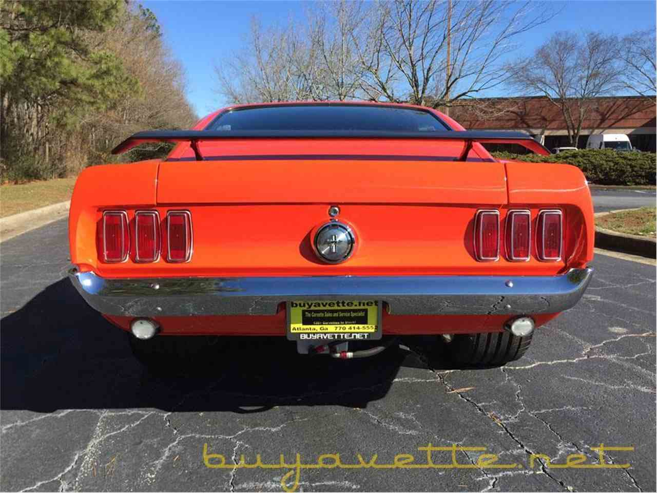 Large Picture of '69 Mustang - MO5F