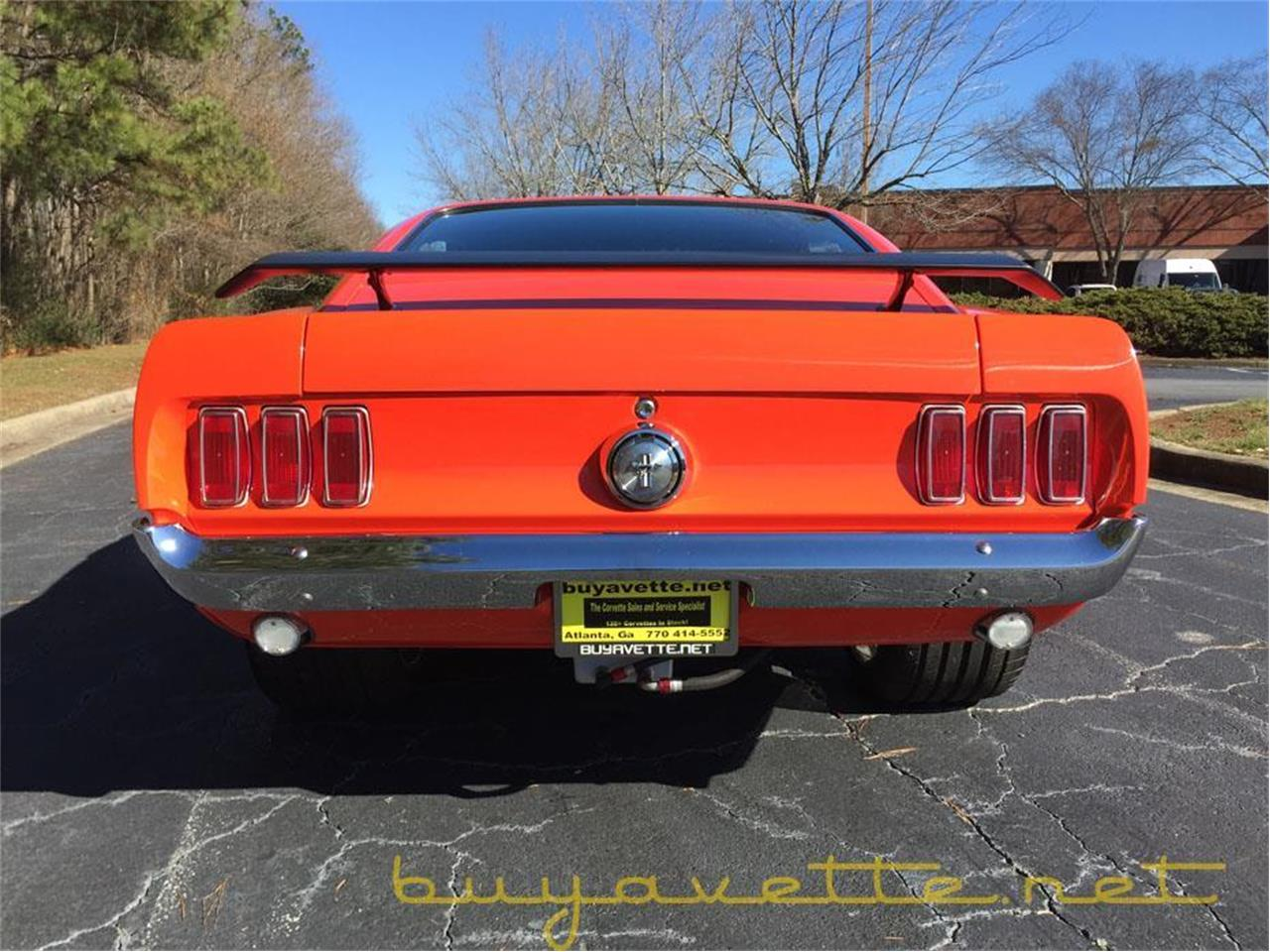 Large Picture of Classic 1969 Mustang - MO5F