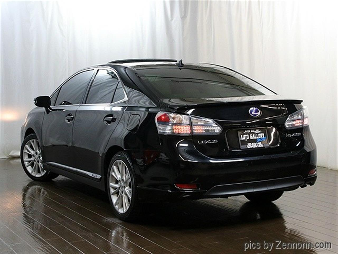 Large Picture of 2010 Lexus IS250 located in Addison Illinois - MO5I