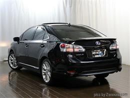 Picture of 2010 Lexus IS250 located in Addison Illinois - MO5I