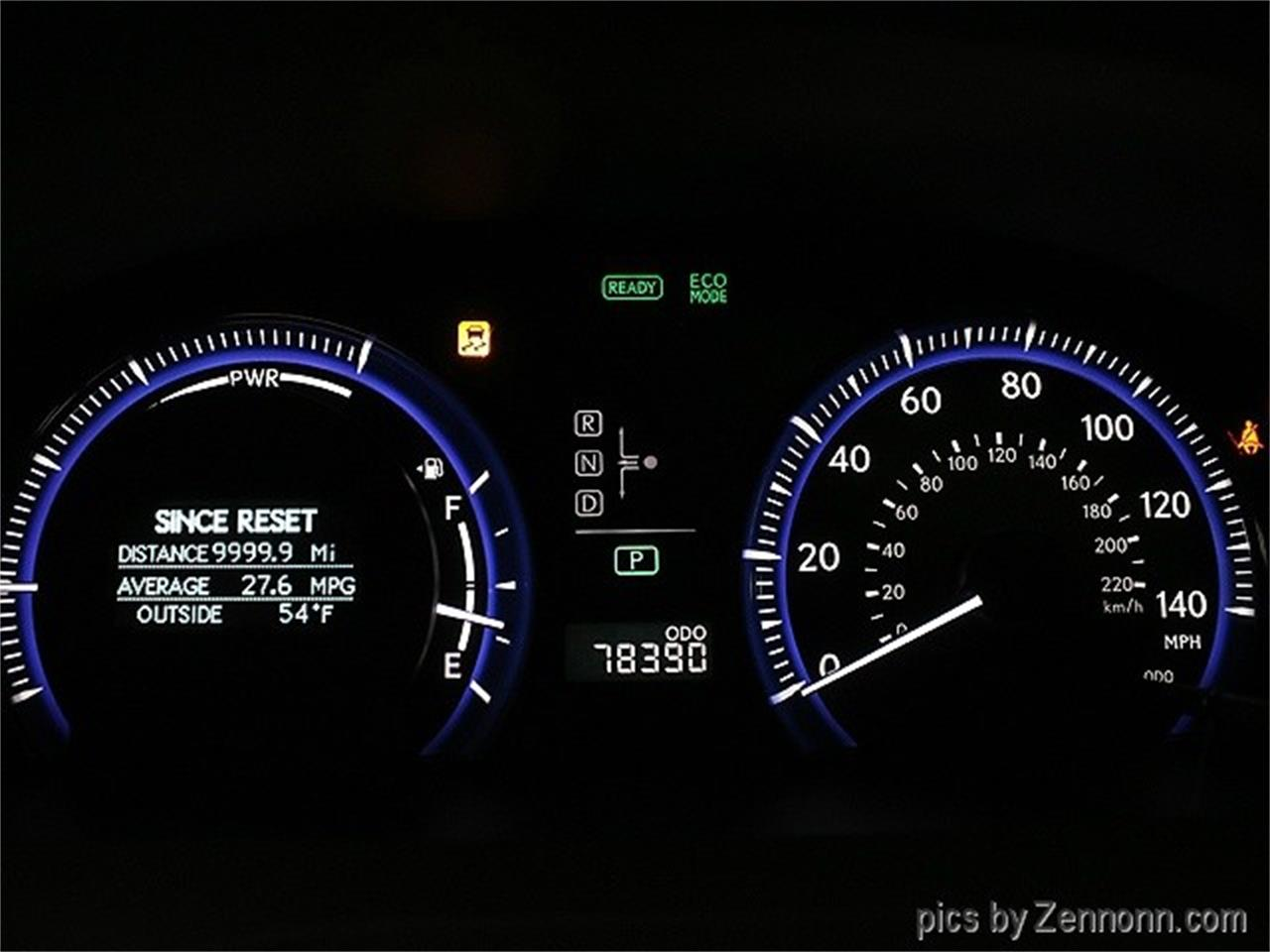 Large Picture of '10 IS250 - $11,990.00 Offered by Auto Gallery Chicago - MO5I