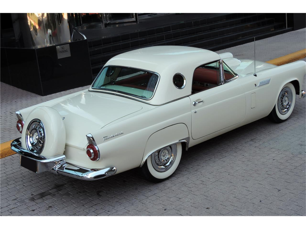 Large Picture of Classic 1956 Thunderbird Auction Vehicle Offered by Barrett-Jackson Auctions - MO5J