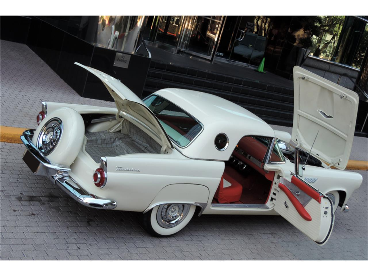 Large Picture of 1956 Ford Thunderbird Auction Vehicle Offered by Barrett-Jackson Auctions - MO5J