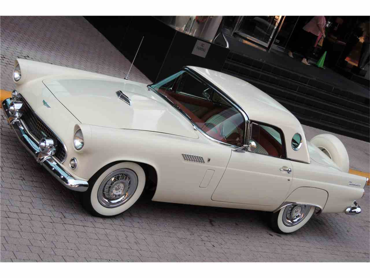 Large Picture of '56 Thunderbird - MO5J