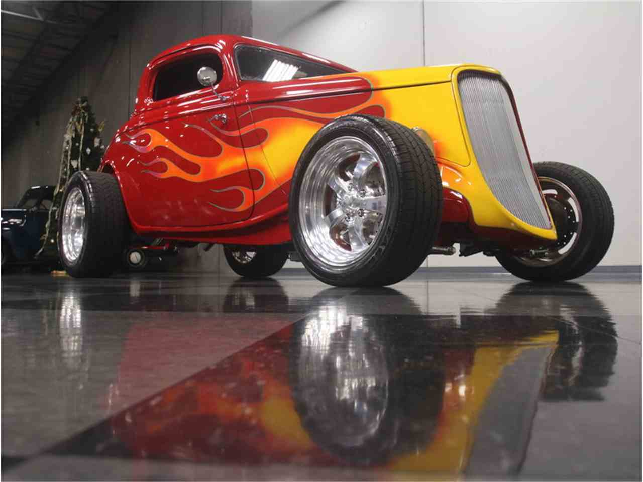 Large Picture of '33 3-Window Coupe - MO5N