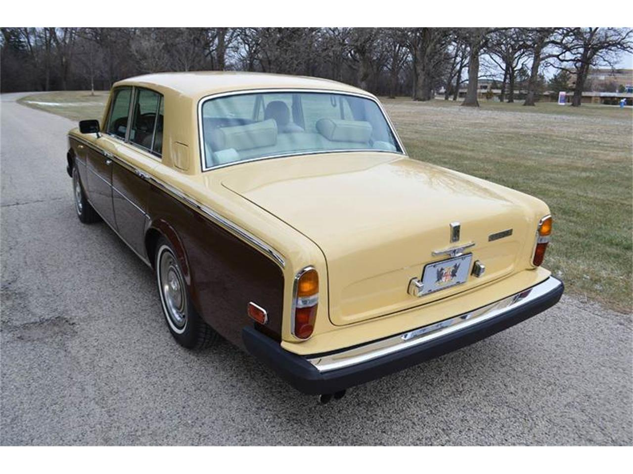 Large Picture of '79 Silver Shadow - MO5O
