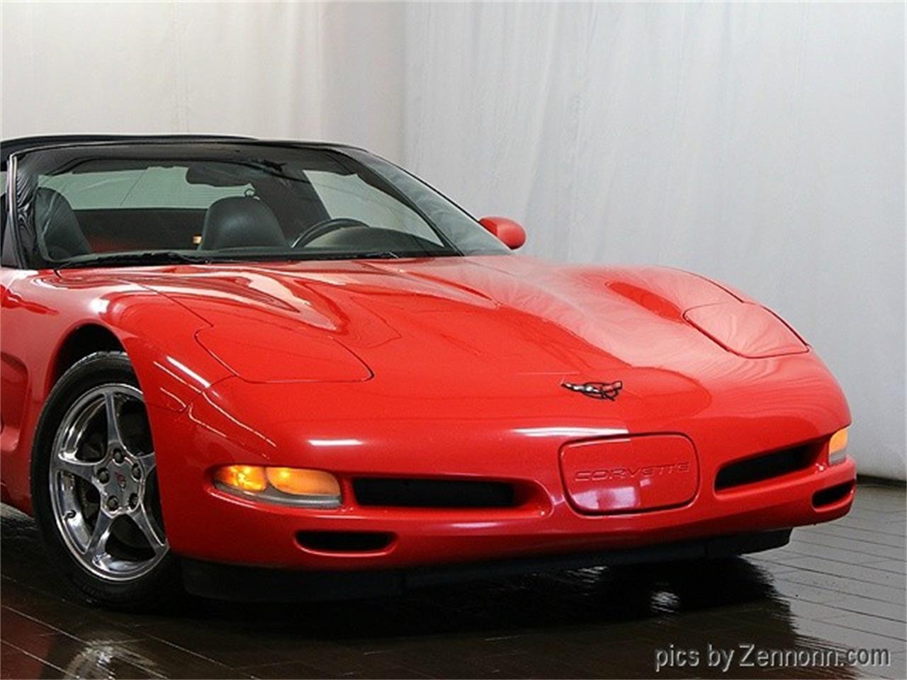Large Picture of '97 Corvette - MO5Q