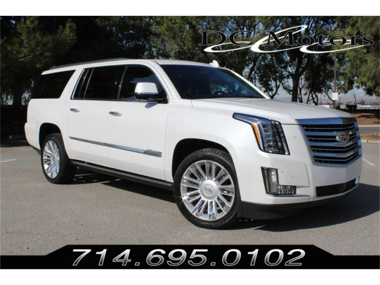 Large Picture of '16 Escalade located in Anaheim California - MO5S