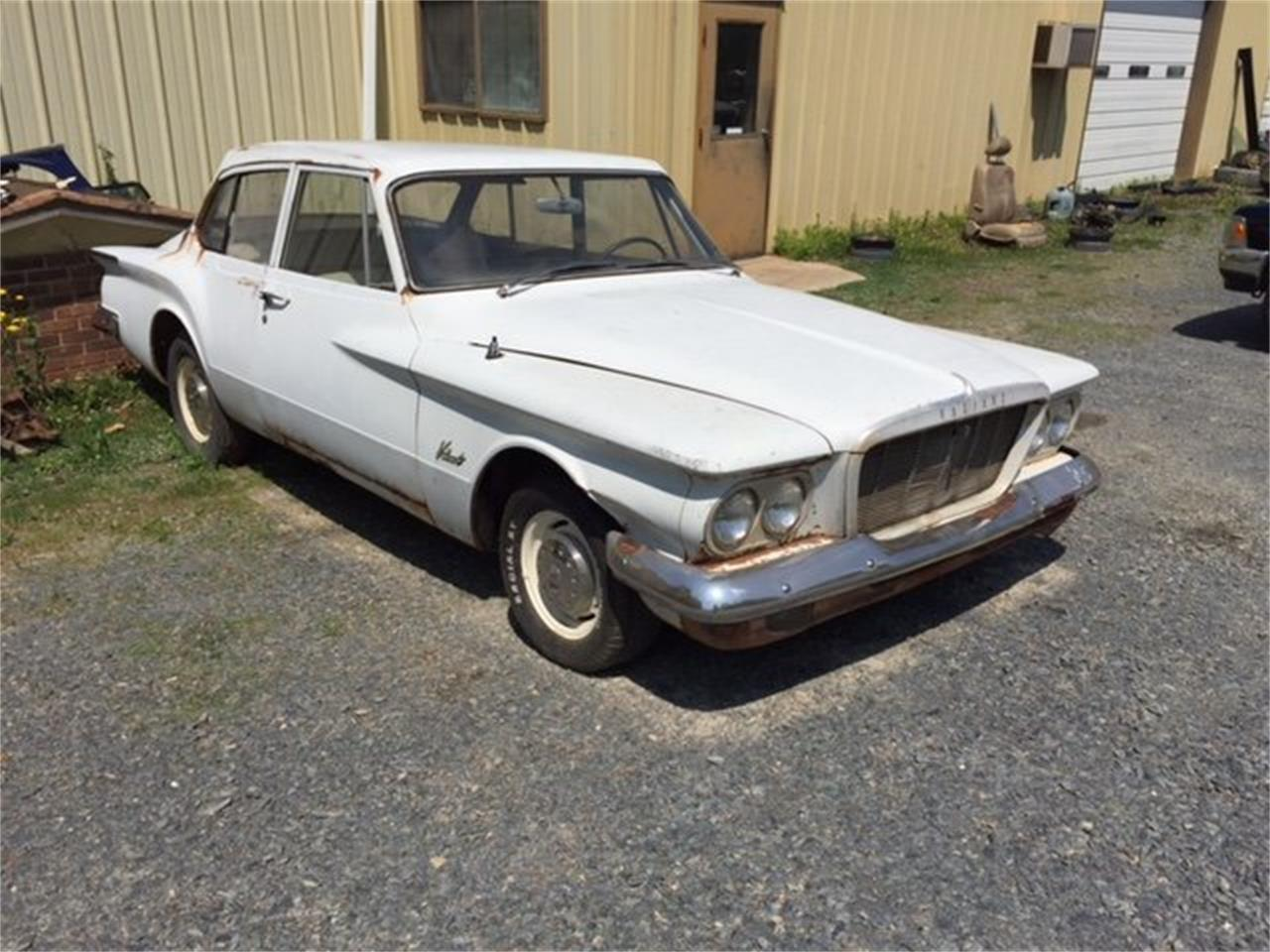 1962 Plymouth Valiant For Sale Classiccars Com Cc 1057745
