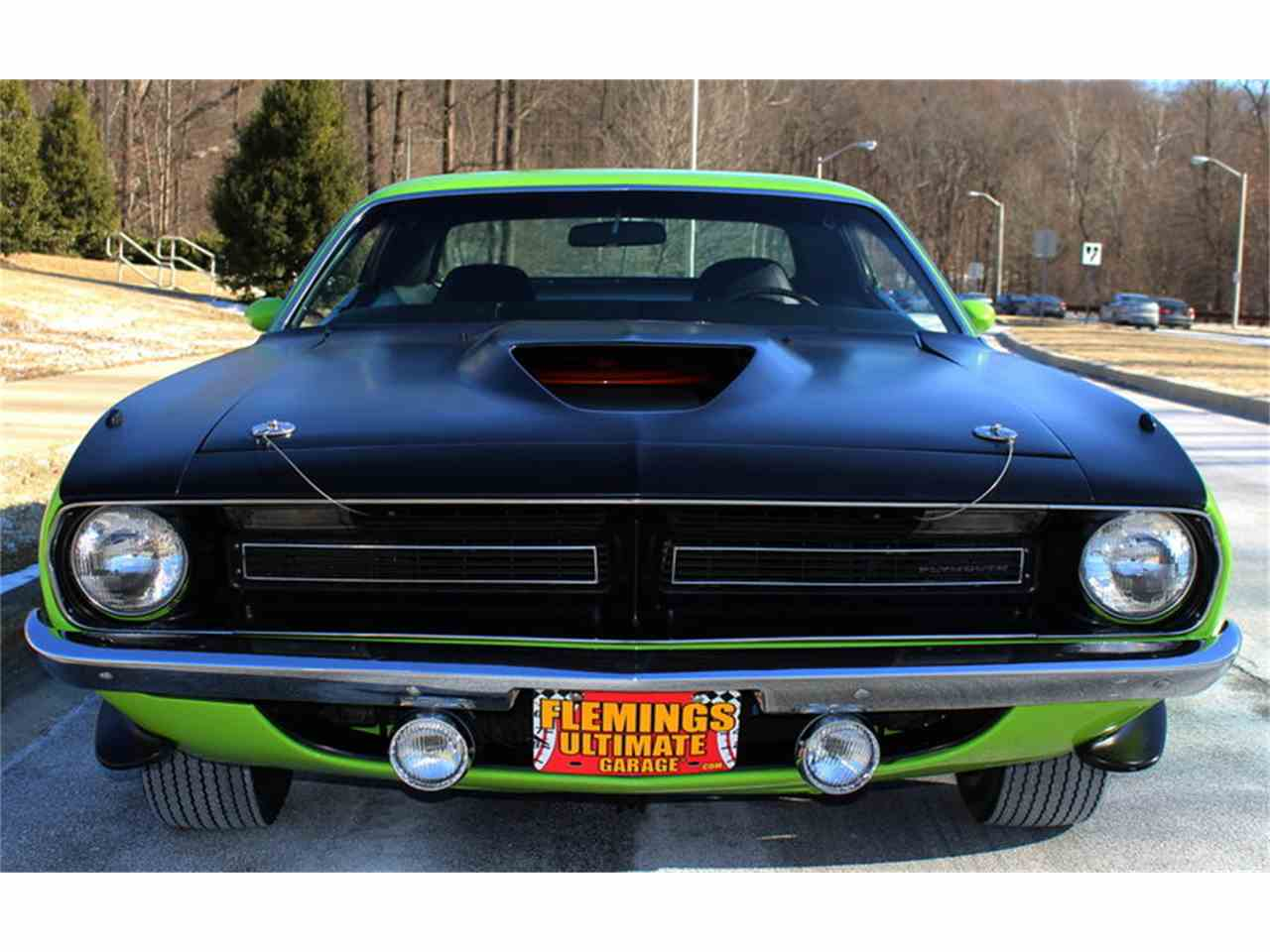 Large Picture of '70 Cuda - MO5Y