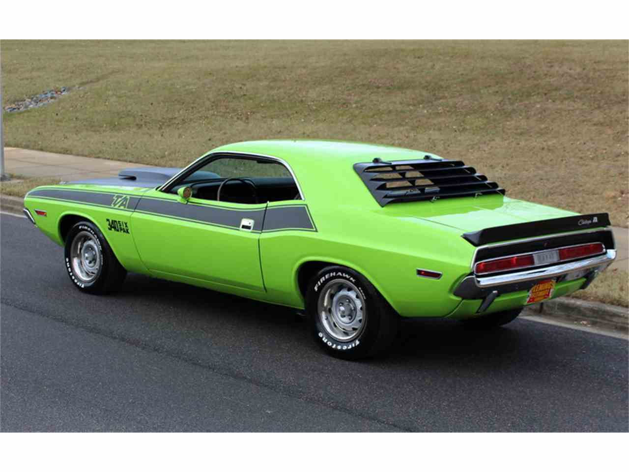 Large Picture of '70 Challenger T/A - MO5Z
