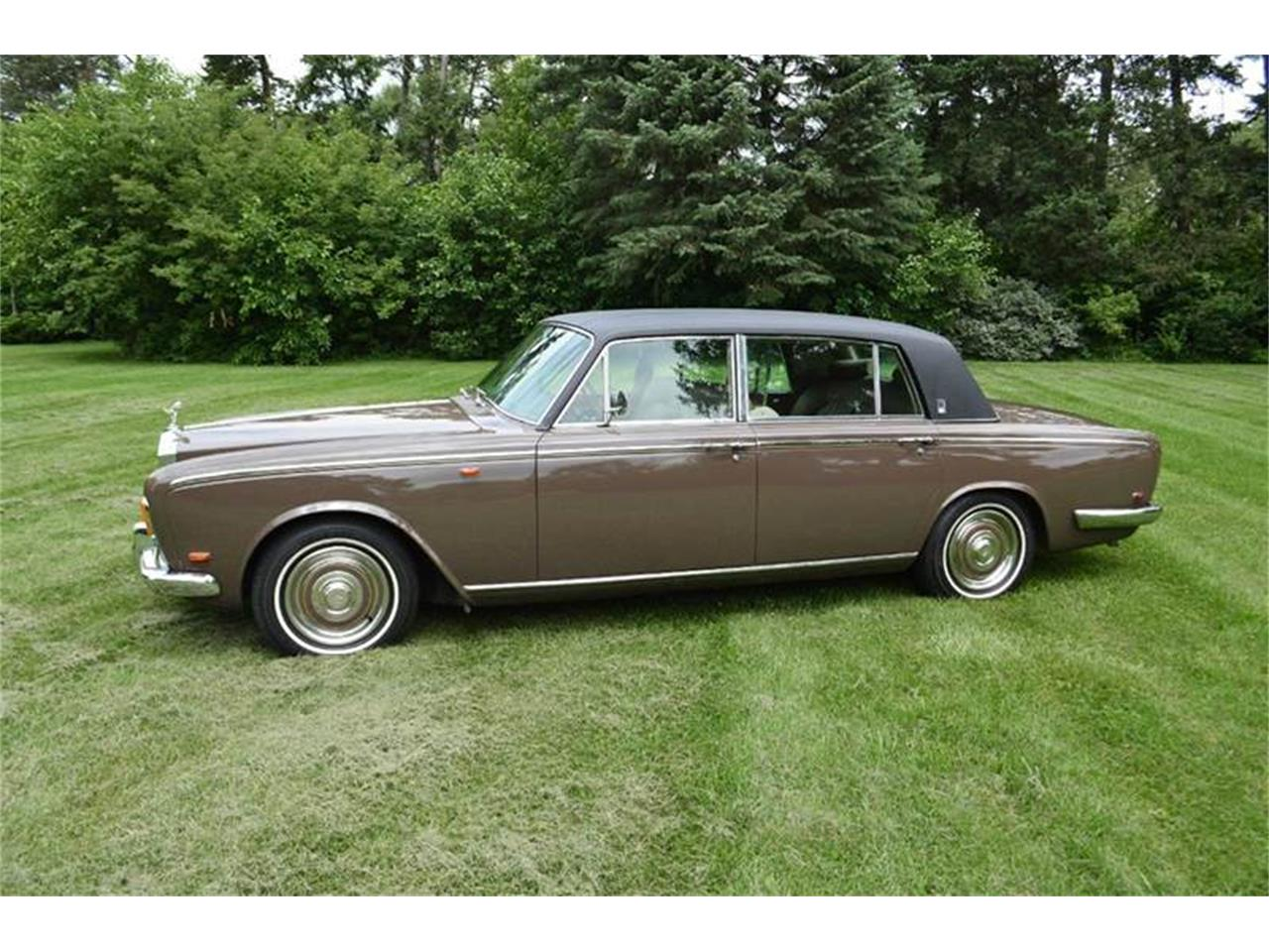 Large Picture of Classic '69 Rolls-Royce Silver Shadow located in Carey Illinois - $54,000.00 Offered by Park-Ward Motors - MO62