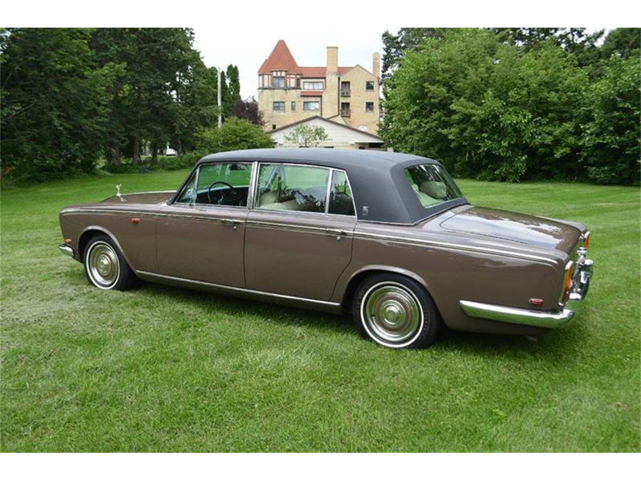 Large Picture of '69 Silver Shadow located in Carey Illinois - $54,000.00 Offered by Park-Ward Motors - MO62