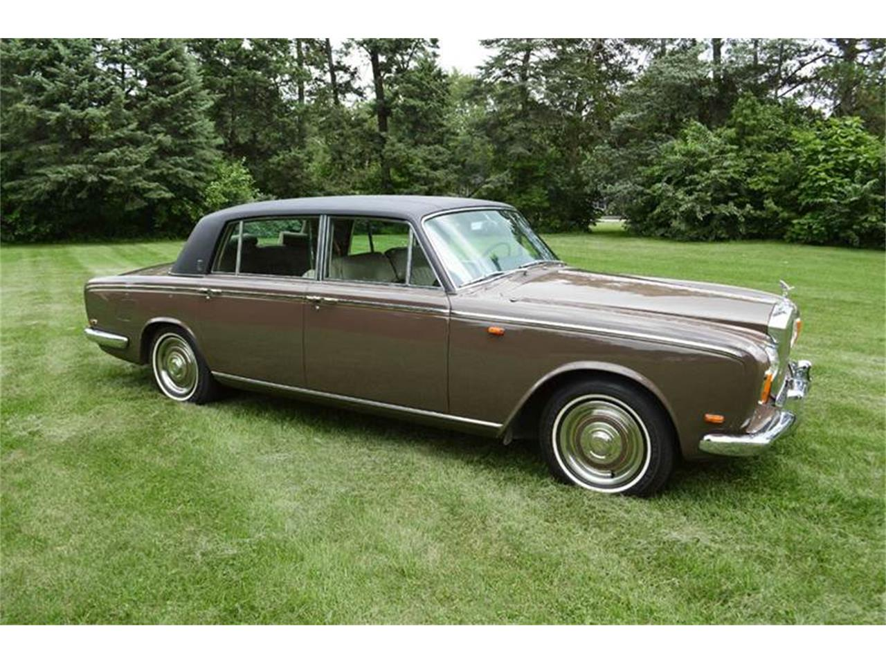 Large Picture of '69 Rolls-Royce Silver Shadow Offered by Park-Ward Motors - MO62