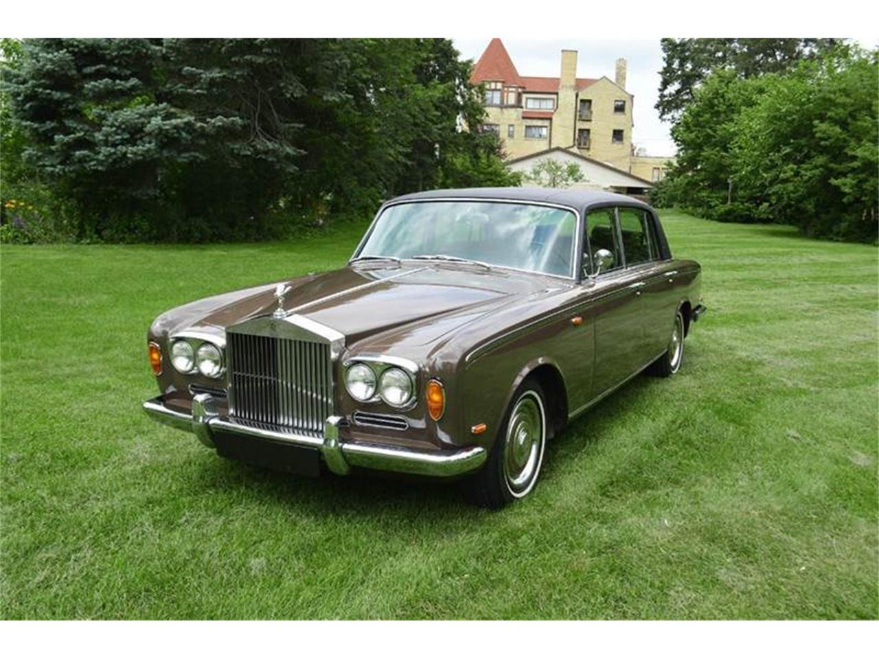 Large Picture of Classic '69 Rolls-Royce Silver Shadow located in Illinois - $54,000.00 Offered by Park-Ward Motors - MO62