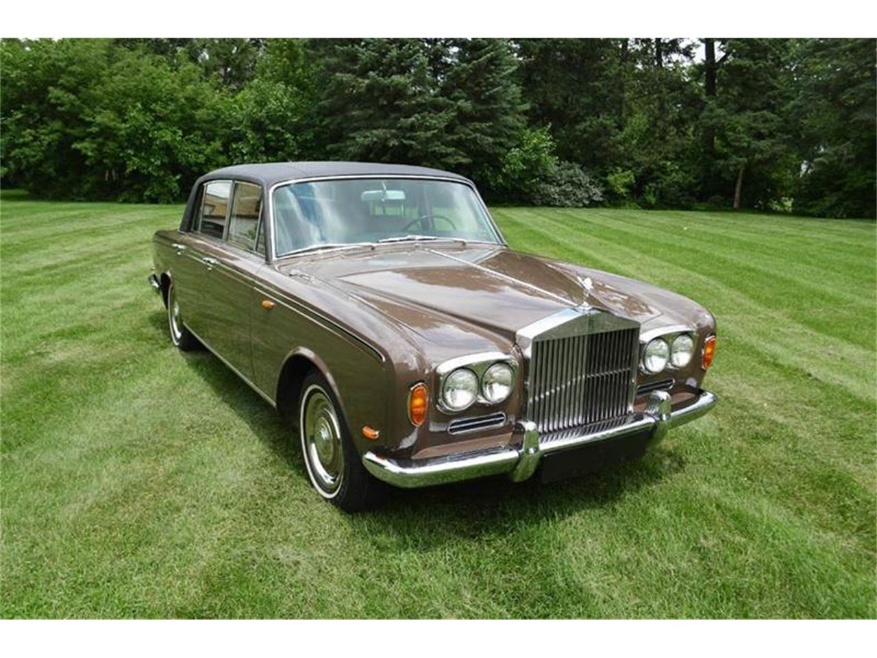 Large Picture of '69 Rolls-Royce Silver Shadow - MO62