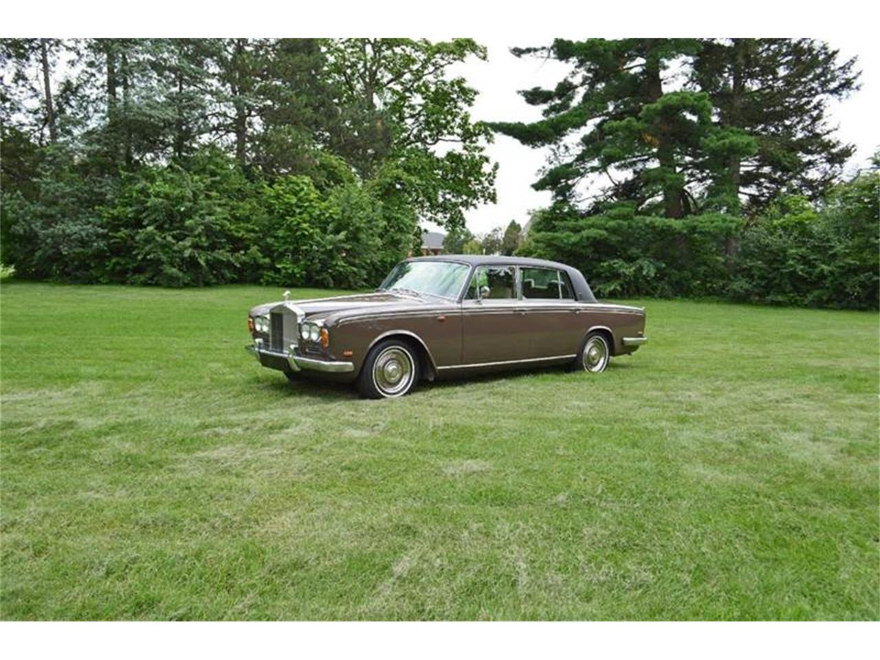 Large Picture of 1969 Rolls-Royce Silver Shadow located in Illinois - $54,000.00 - MO62