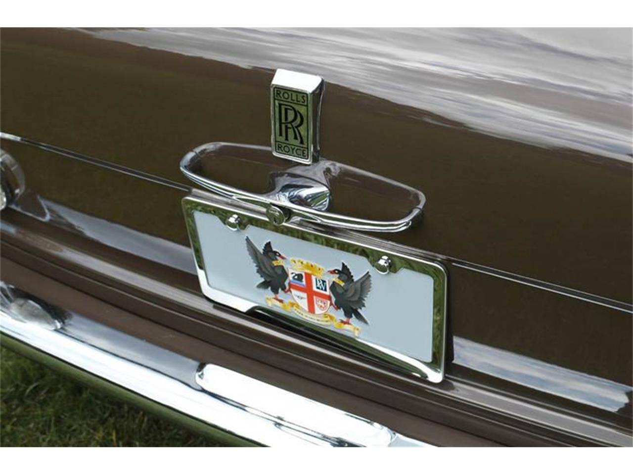 Large Picture of Classic 1969 Rolls-Royce Silver Shadow - $54,000.00 Offered by Park-Ward Motors - MO62