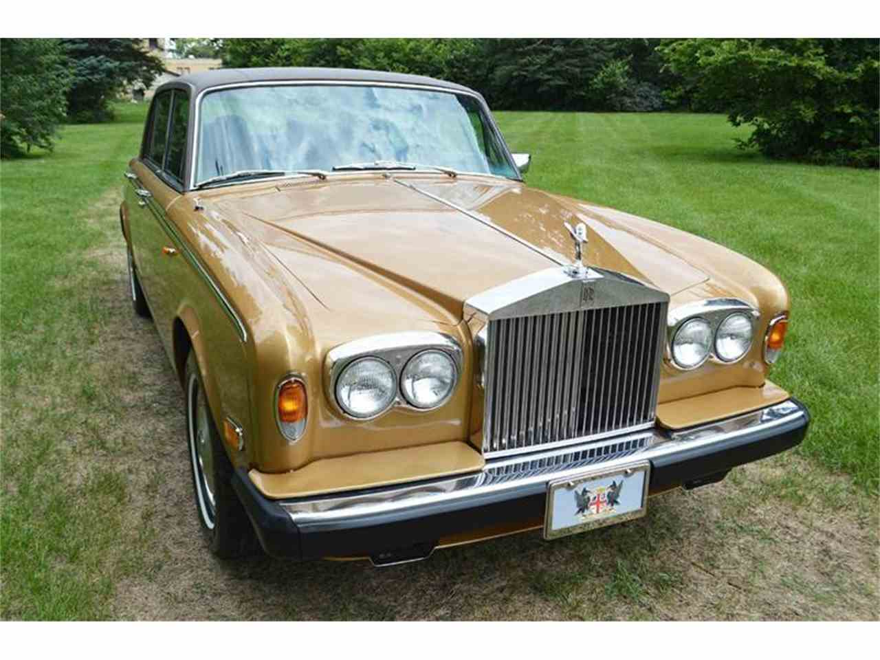 Large Picture of '79 Silver Shadow - MO66